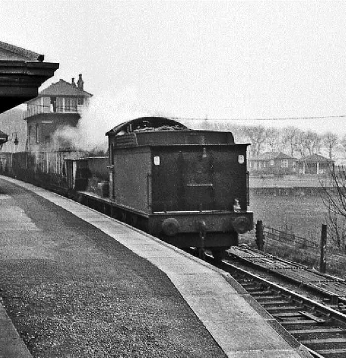 Penshaw Station