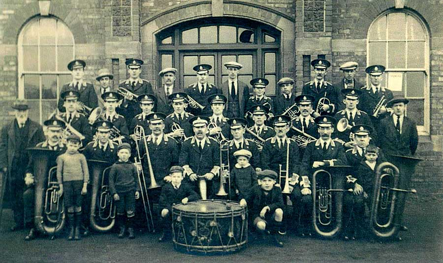 Usworth Colliery Band