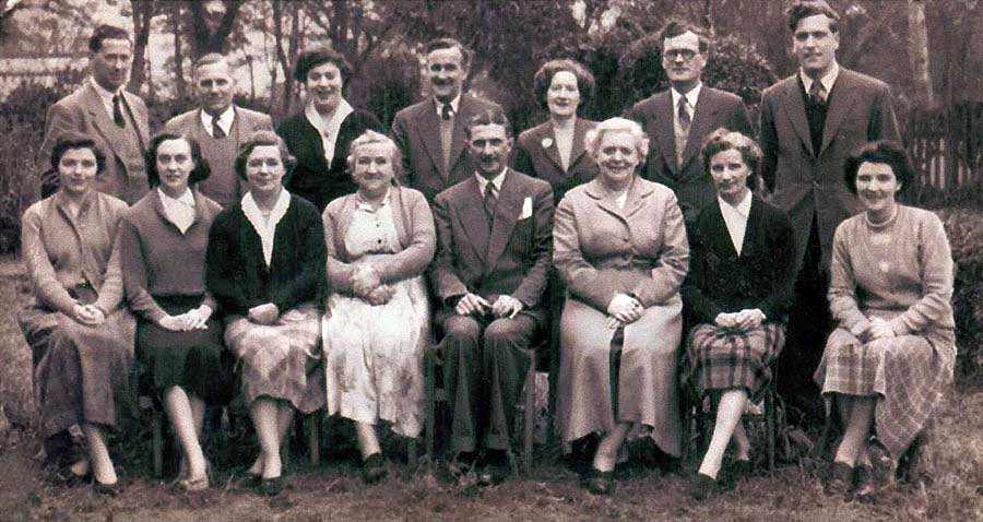 The Staff of St. Joseph's School