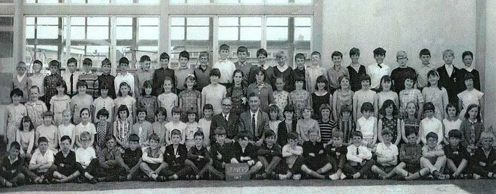 High Usworth School - Leavers 1967